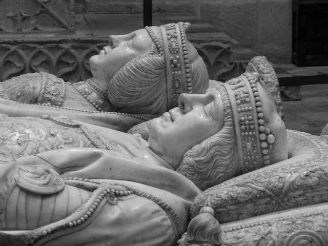 tumba catedral de burgos