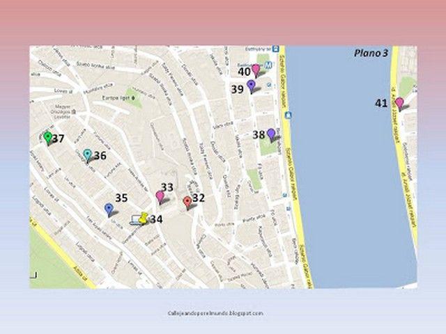 budapest mapa 4