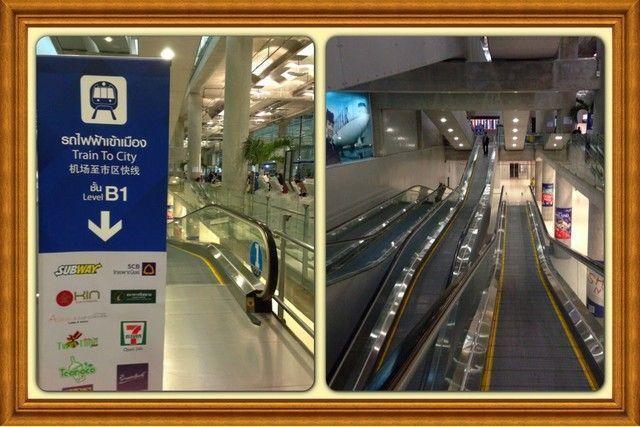 train to city bangkok