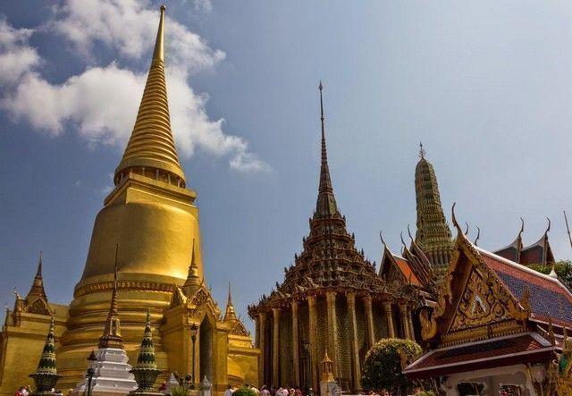 Palicio real bangkok