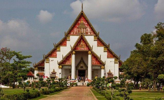 Phra Mongkhon Bophit ayutthaya