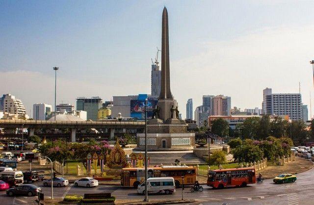 Victory monumet Bangkok 2