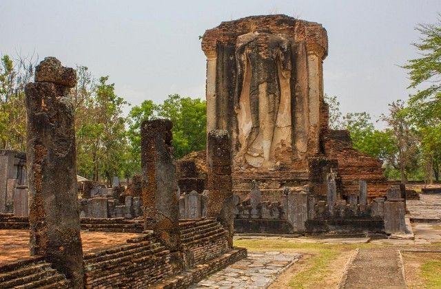 Wat Chetuphon sukhotai
