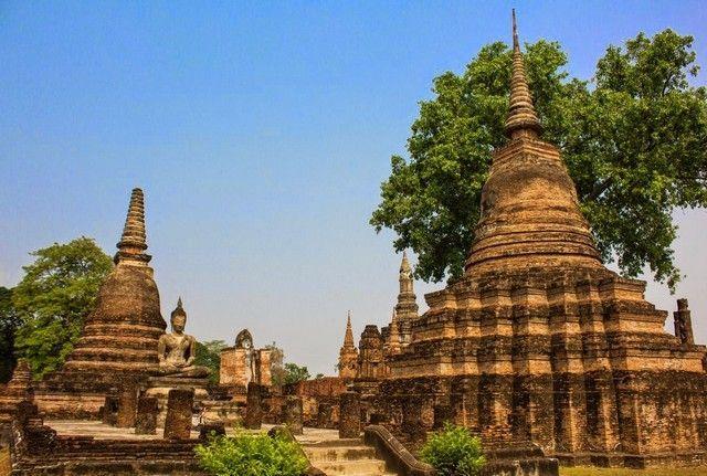 Wat Mahathat 4