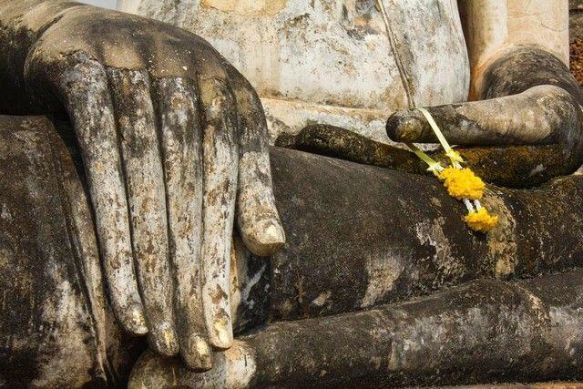 Wat Mahathat sukhotai 2