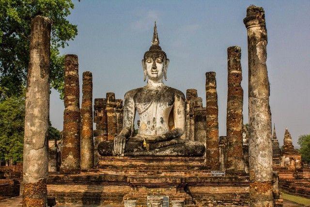 Wat Mahathat sukhotai