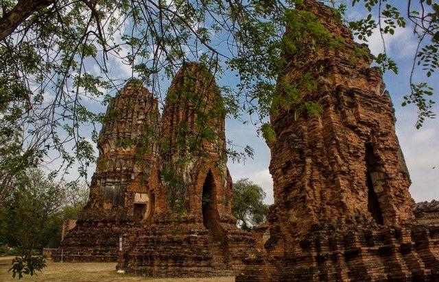 Wat Ratchaburana ayutthaya 2