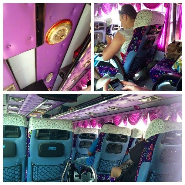 autobus de sukhotai a chiang mai