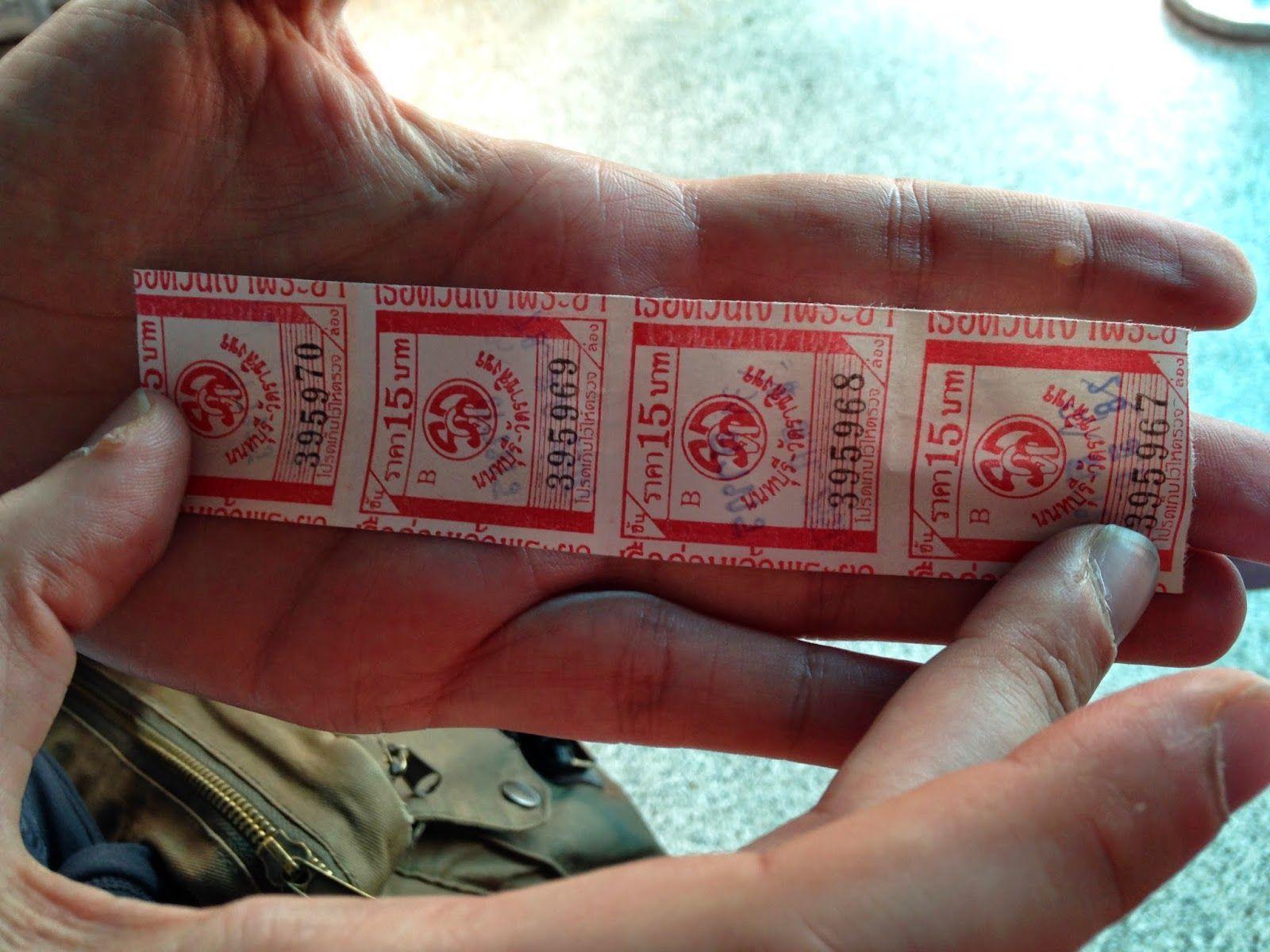 bangkok barco rio ticket