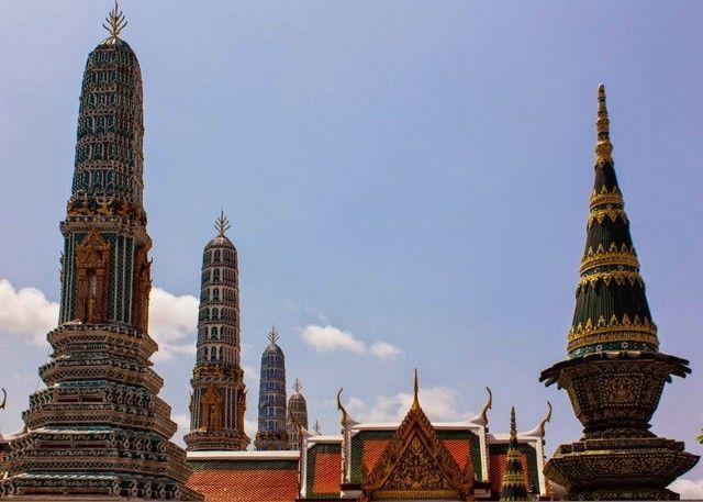 bangkok palacio del buda esmeralda