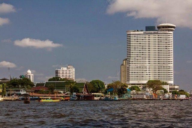 bangkok rio rascacielos edificios