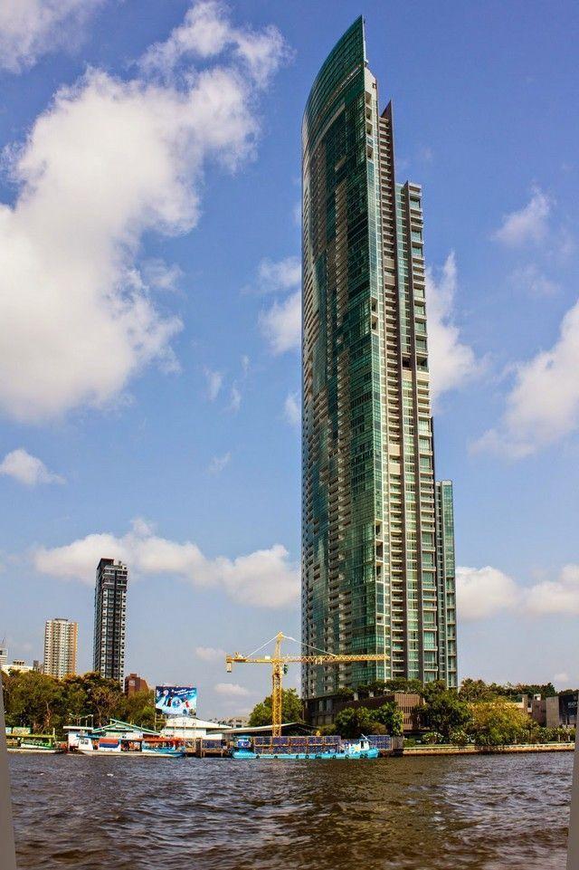 bangkok rio rascacielos paisaje