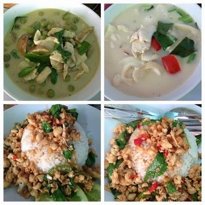 comida kanchanaburi