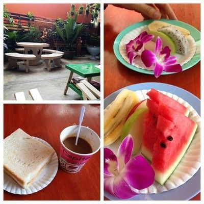 desayuno ayutthaya