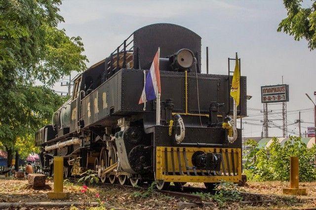 locomotora kanchanaburi