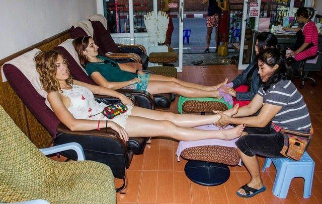 masaje de pies chiang mai 2