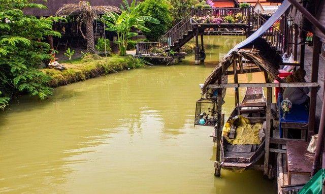 mercado flotante ayutthaya 3