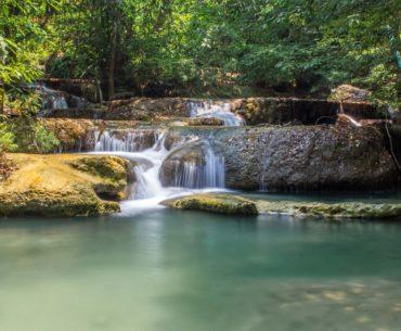 parque nacional erawan tailandia portada