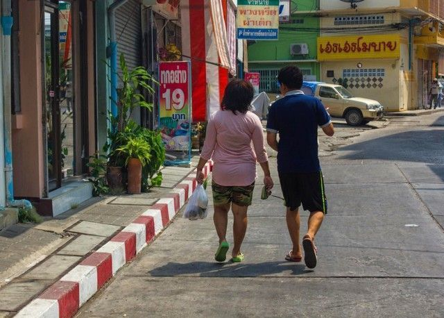 paseando por Mae Klong