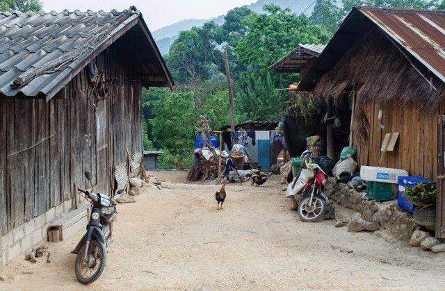 poblado hong tailandia