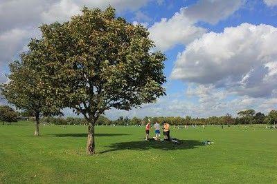 the regent park londres