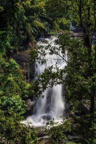 Sirithan Waterfalls chiang mai 2