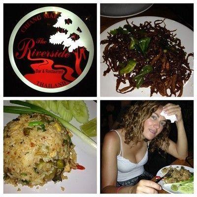 cena riverside cafe chiang mai