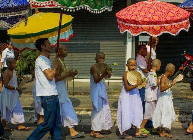 ceremonia chiang mai