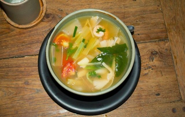 cocinando chiang mai