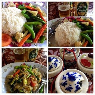 comida doi inthanon