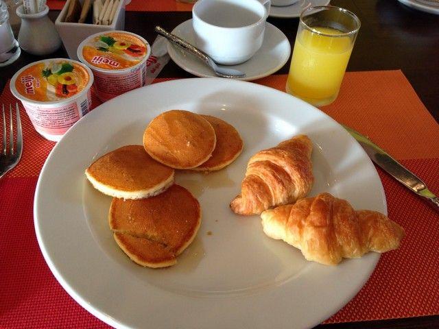 desayuno railay princess