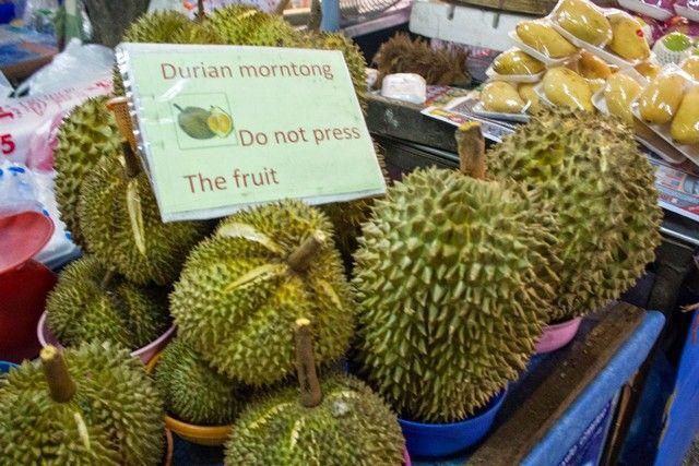 durian mercado chiang mai
