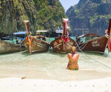 excursion a phi phi desde railay tailandia portada