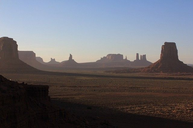 monumet valley vista general