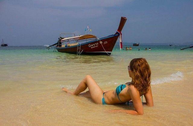 playa phra nang railay tailandia