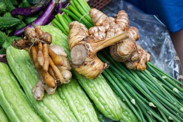 productos mercado chiang mai