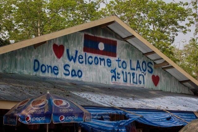 visita a laos desde Chiang rai
