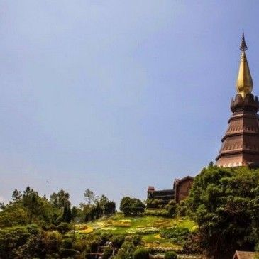 Doi Inthanon, Chiang Mai