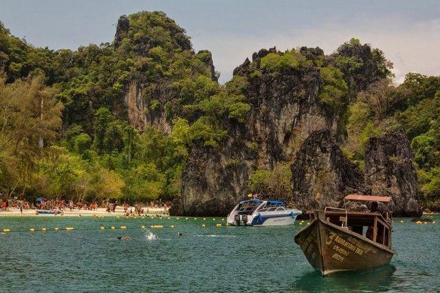 abandonando las islas hong