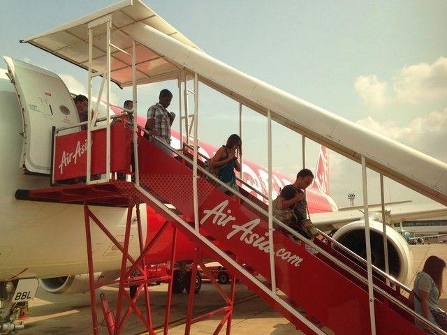 avion air asia krabi bangkok