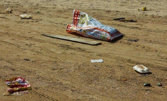 basura playas tailandesas