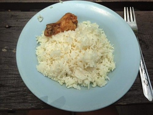 comida islas hong tailandia