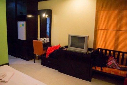 habitacion hotel ao nang railay