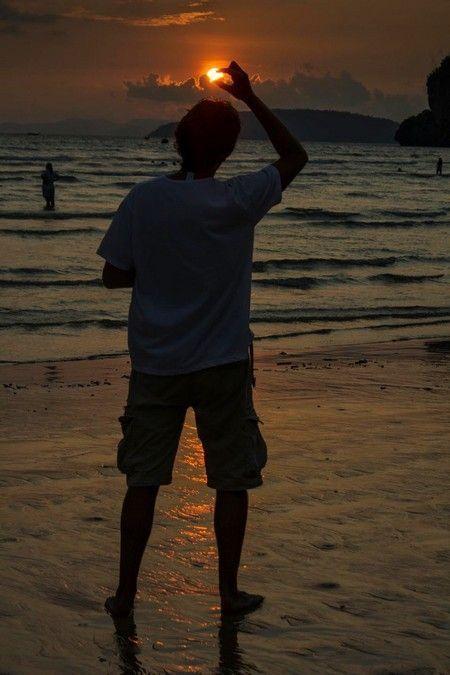puesta de sol railay callejeando por el mundo