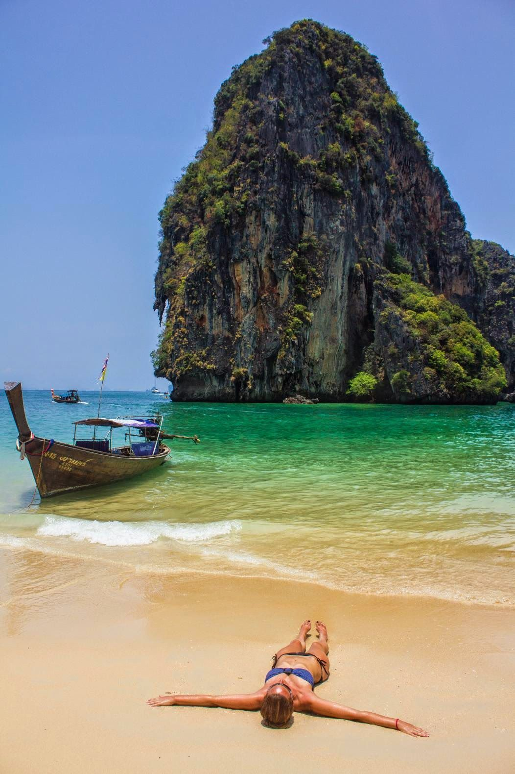 railay relax playa tumaba