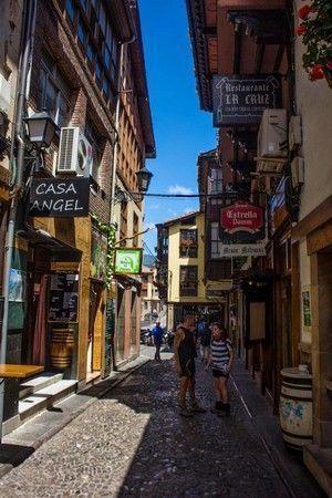 calle de potes cantabria