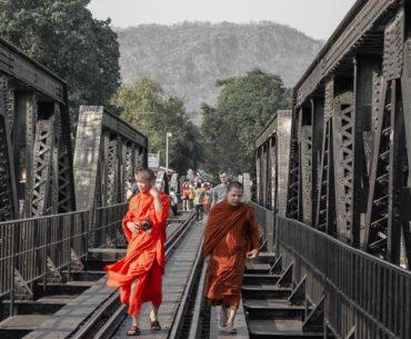 kanchanaburi puente sobre el rio kwai portada