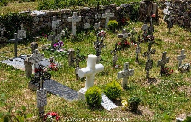cementerio santa maría de lebeña