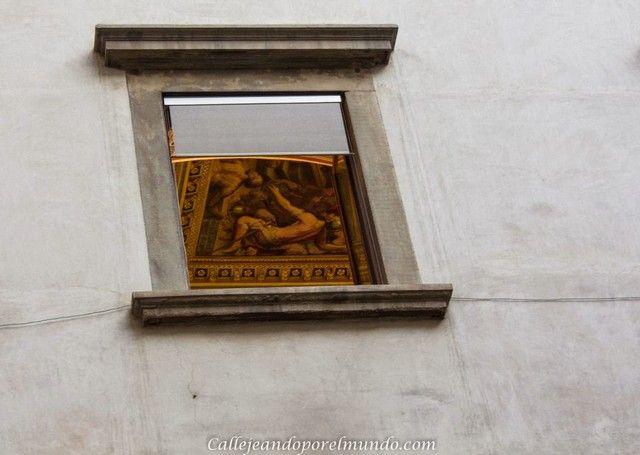 Palazzio Vecchio Florencia detalle