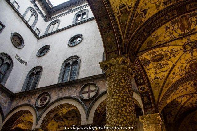 Palazzio Vecchio Florencia